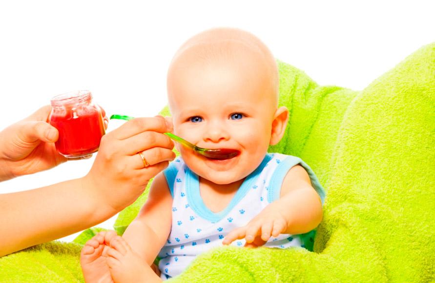 Alimentazione estiva per bambini
